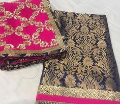 Indian Dresses, Indian Outfits, Banarsi Suit, Panjabi Suit, Designer Anarkali Dresses, Embroidered Dresses, Rajputi Dress, Indian Bridal Fashion, Morning Flowers