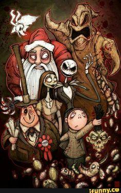 Disney Kunst, Arte Disney, Disney Art, Tim Burton Kunst, Tim Burton Art, Nightmare Before Christmas Wallpaper, Nightmare Before Christmas Tattoo, Jack Skellington, Jack Et Sally