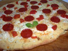 Gluten-Free Pepperoni Pizza Bread