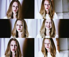 American Horror Story - Violet Harmon. I loved how her character developed, by the end she was so awesome and strong.