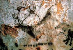 Stag, Lascaux Cave, France