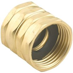 Gilmour 3/4-Inch Brass Female Double Swivel Hose Connector 7FHS7FH