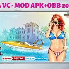 Download GTA Vice City MOD APK OBB Highly Compressed Third Person Shooter, Most Popular Videos, Rockstar Games, Fighting Games, Grand Theft Auto, Gta 5, Games To Play, City