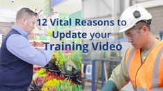 12 Vital Reasons to Update Your Training Video