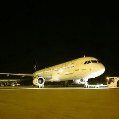Turkish Airlines A321 Star Alliance @ali117m
