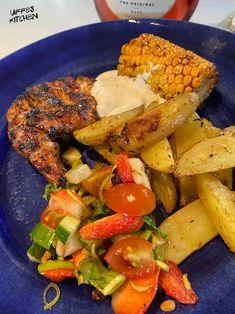 Uffe's kitchen » Sevendays Cobb Salad, Kitchen, Food, Cooking, Kitchens, Essen, Meals, Cuisine, Yemek