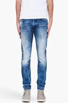 Fancy - Diesel Trepphar 0887v Jeans for men | SSENSE
