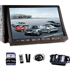 Backup Camera 7 inch Win8 In Dash Car Video CD/VCD/DVD player HD Touchscreen GPS Navigation Stereo Bluetooth/SD/USB/FM/AM Radio/1080P For Universal Vehicle radio Navigation Car PC. For product info go to:  https://www.caraccessoriesonlinemarket.com/backup-camera-7-inch-win8-in-dash-car-video-cd-vcd-dvd-player-hd-touchscreen-gps-navigation-stereo-bluetooth-sd-usb-fm-am-radio-1080p-for-universal-vehicle-radio-navigation-car-pc/