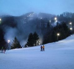 Cataloochee Ski Area..NC
