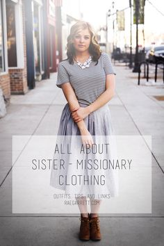 Everything for a sister missionary!