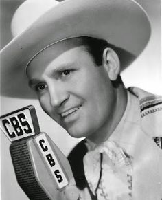 Gene Autry and his Melody Ranch Gang on CBS Radio (born September 1907 – died October Golden Age Of Hollywood, Old Hollywood, 40s Music, Famous Freemasons, Old Time Radio, Orson Welles, Western Movies, Comedy Movies, Movie Tv