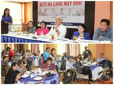 SSS meets with Bulacan media