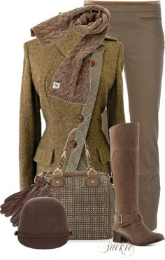 """Hold the Reins"" by jackie22 on Polyvore"