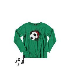 YPORQUE - T-Shirt con suono 100% Cotone
