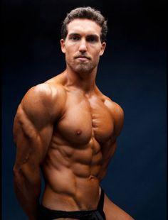 "Derek Tresize Vegan bodybuilder ""Train Hard. Eat Plants."" @ www.VegetarianBodybuilding.com"