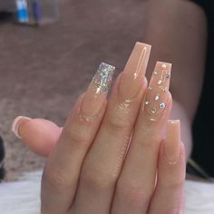 There are about 15 coffin shape peach nails styles for you, If you love peach na.,There are about 15 coffin shape peach nails styles for you, If you love peach nails style, and you love coffin nails design too Summer Acrylic Nails, Best Acrylic Nails, Coffin Acrylic Nails, Classy Acrylic Nails, Square Acrylic Nails, Coffin Nails Long, Acrylic Art, Peach Nails, Aycrlic Nails