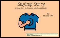 Teaching basic communication skills for students with special needs and autism using visual social stories