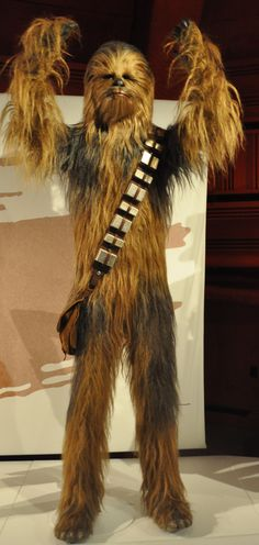 Photo of the day #196  for March 16th 2015. Chewbacca costume at & Impressive Chewbacca Wookie costume | Cosplay | Pinterest | Wookie ...