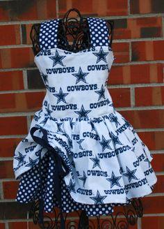 Items similar to Dallas Cowboys peekaboo dress on Etsy Dallas Cowboys Nails, Dallas Cowboys Party, Dallas Cowboys Hoodie, Dallas Cowboys Pictures, Dallas Sports, Dallas Football, Cowboys Football, Cowboy Outfits, Football Outfits