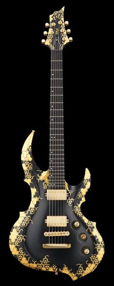 Une ESP FRX NT unique et custom 40th Anniversary.