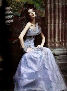 Gorgeous lilac dress