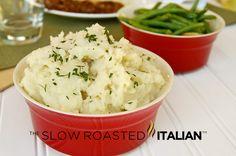 Potato and Cauliflower Mash