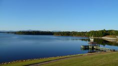 This is Lake Robinson, Taylors, SC. It must be one of South Carolina's well kept secrets because I didn't know it was here until a few days ago. Looks like a great place for kayaking!
