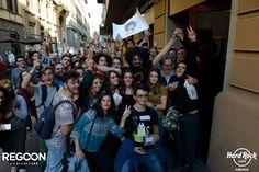 #Caparezza ad #HardRockCafeFirenze 2017 - Incontro con i fans e firmacopie!