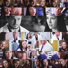 Grey's Anatomy Lexie and Mark <3
