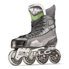 Bauer offer the best  Bauer Mission Inhaler AC7 Roller Hockey Skates - Size 6. This awesome product currently 2 unit available, you can buy it now for $149.00 $142.99 and usually ships in 24 hours New        Buy NOW from Amazon »                                         : http://itoii.com/B009IQPKRA.html