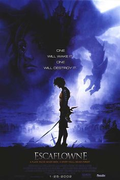 // Escaflowne Version: Movie // Type of item: Poster // Company: ?? // Release: ?? // Other notes: Not for sale //