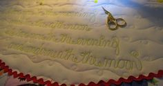 """RobinHill Quilts~""""LoNgArM LoVe LeTTeRS"""": More """"Loveletters"""" and Summer plans~"""