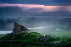 Carloway Broch, Carloway, Isle of Lewis, Outer Hebrides, Scotland. by Jim Richardson The Places Youll Go, Places To See, Outer Hebrides, England, Scottish Highlands, Scotland Travel, Naha, Adventure Is Out There, British Isles