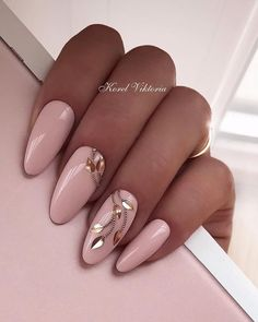 Nail design here! ♥ Photos ♥ Videos ♥ Manicure Watches VK Source by gorgeous wedding nail art ideas for brides 2019 fashion art inspiration manicures 28 ideasLatest Nail Design Ideas & Trend 2019 - Page 109 of 123 - Soflyme Latest Nail Designs, Beautiful Nail Designs, Toe Nails, Pink Nails, Nail Nail, Blush Nails, Pastel Nail, Nail Polish, Neutral Nails