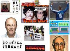 Video slideshow fotomontaggi divertenti, quando i grafici si annoiano -> http://www.creareonline.it/2009/05/curiosita-quando-i-grafici-si-annoiano-002644.html By Creareonline.it