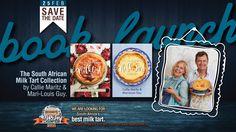 www.cakebread.co.za Milk Tart, Tart Collections, Custard Tart, Tarts, Cereal, Food, Cake Rolls, Cream Pie, Pies