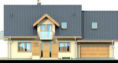 Elewacja DN KENDRA 2M CE Malm, Home Fashion, Mansions, House Styles, Home Decor, Houses, Decoration Home, Room Decor, Fancy Houses