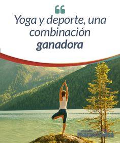 """Yoga y deporte, una combinación ganadora Entre los yoguis más célebres del mundo, Peace Pilgim asegura que """"cuando encuentras la paz dentro de ti mismo, te conviertes en el tipo de persona que puede vivir en paz con otros"""". Una forma factible de encontrar este equilibrio es combinando yoga y deporte."""