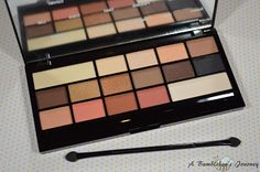 A Bumblebee´s Journey: I ♥ Makeup - Chocolate Vice Palette (Review)