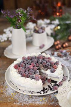 Punschkuchen Weihnachten Kuchen Oreo No Bake Oreos