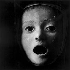 Biasiucci/Paladino, Casa madre à la Maison Européenne de la Photographie : Res, Volto n.4, 2000 musée d'anatomie de Naples © Antonio Biasiucci
