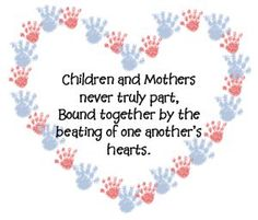 Children and Mothers