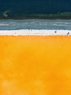 Aerial photography of the salt lakes of South Bay, California | Chris Benton.