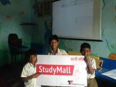"""Thank you for your support, every child had a book in his hand on """"reading inspiration day"""" at StudyMall."""
