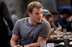 """I've never met a better human being.""     Rob Kazinsky, who plays Jaeger pilot Chuck Hansen, speaks to @Entertainment Weekly about working with Guillermo del Toro and his toughest day on the Pacific Rim set."