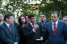 G.H.: Governador diz que Força Nacional chega ao Piauí a...