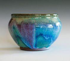 Handmade Ceramic Bowl by ocpottery on Etsy, $32.00