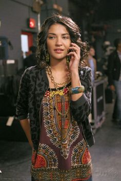 "Jessica Szohr as Vanessa Abrams ""Woman on the Verge"""