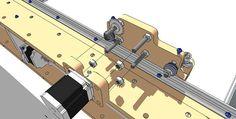 blackFoot 4x8 v4.1 CNC Machine