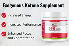 With D-BHB being the most bioavailable exogenous ketone, it will be rapidly absorbed so you will experience: Increased Energy Improved Performance Elevated Ketone Levels Enhanced Focus & Concentration Ketone Supplement, Ketone Bodies, Keto Flu, Water Fasting, Fruit Punch, Natural Energy, High Energy, How To Increase Energy, Amino Acids